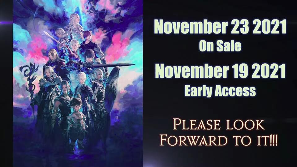 【FF14デジタルファンフェスティバル2021】ファイナルファンタジーXIV:暁月のフィナーレ 発売日・製品情報【FINAL FANTASY XIV DIGITAL FAN FESTIVAL 2021】