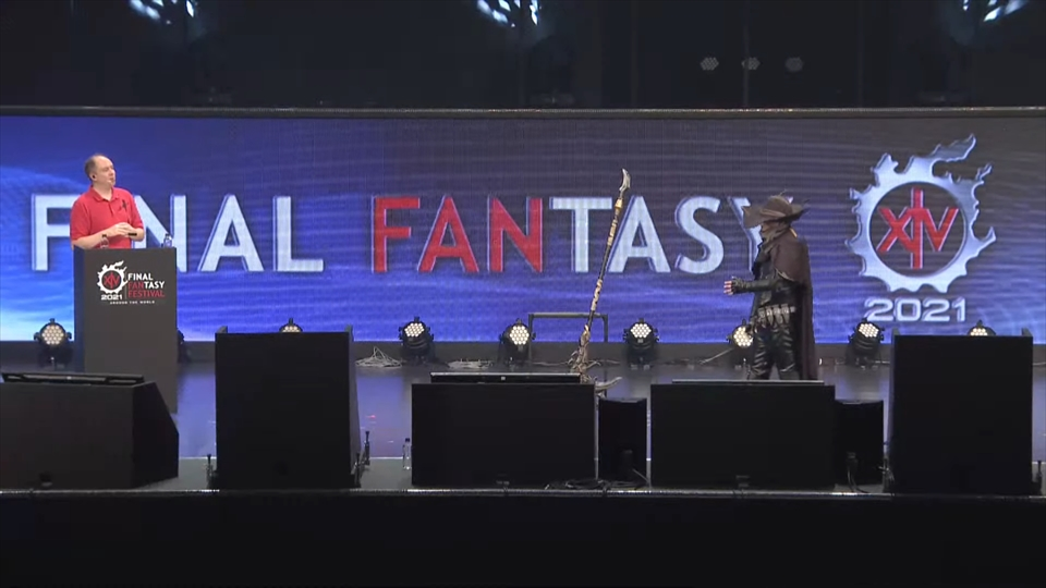 【FF14デジタルファンフェスティバル2021】ED~吉田P終わりの挨拶~【FINAL FANTASY XIV DIGITAL FAN FESTIVAL 2021】