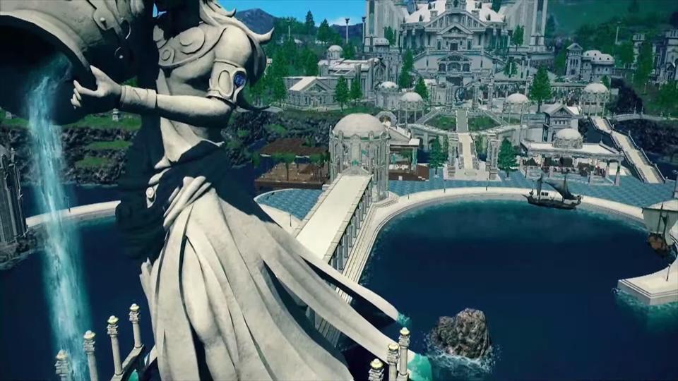 【FF14デジタルファンフェスティバル2021】新たなプレイヤー大タウン:オールド・シャーレアン【FINAL FANTASY XIV DIGITAL FAN FESTIVAL 2021】